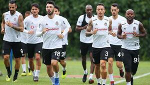 Beşiktaşta Evkur Yeni Malatyaspor maçı hazırlıkları