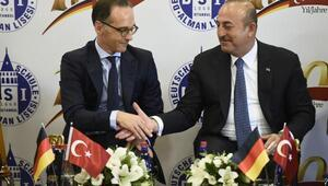 Çavuşoğlu ve Maas, Alman Lisesi öğrencilerinin sorularını yanıtladı