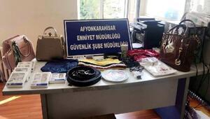 Polisten taklit ürün operasyonu