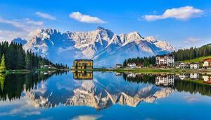 36 saatte Dolomitler