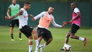 Beşiktaşta Evkur Yeni Malatyaspor maçınınhazırlıkları sürüyor