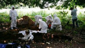 O ülkede inanılmaz olay Toplu mezardan 166 kafatası çıktı