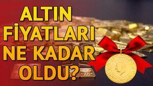 Altın fiyatları günü nasıl kapattı Çeyrek altın ne kadar oldu
