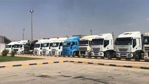 Bin 500 ton unun Iraka geçişine izin verilmedi