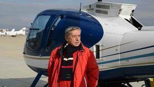 Helikopter pilotu İsmet Özgür'ü 10 yıl birlikte uçtuğu arkadaşı anlattı (2)