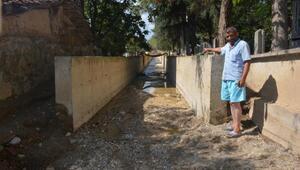 Sel mağdurlarından, ıslahın yarım bırakılmasına tepki