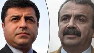 Selahattin Demirtaş ve Sırrı Süreyya Önderin yargılandığı davada karar