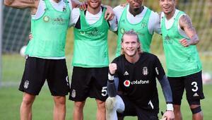 Beşiktaş, Yeni Malatyaspor maçının hazırlıklarını sürdürdü