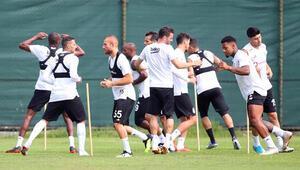 Beşiktaşta Evkur Yeni Malatyaspor maçı hazırlıklarısürüyor
