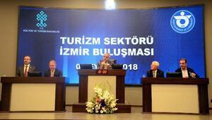 Bakan Ersoy: Turizmde kültürel, sanatsal, arkeolojik değerler ön plana çıkarılacak