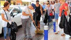 Seferihisar Belediyesi iklim için ses verdi