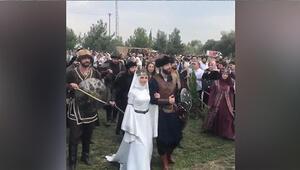 Eski bakan Recep Akdağın oğlu Kayı Düğünü ile evlendi