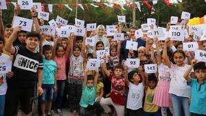 365 çocuğun hayali gerçek oldu