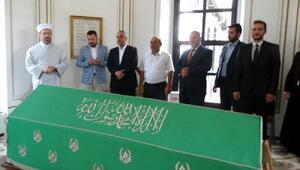 Diyanet İşleri Başkanı Erbaş, Hayme Ana Türbesini ziyaret etti