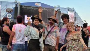 GezginFest Vanda rengarenk etkinlik