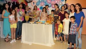 Diyarbakırın ilk çocuk parti evi açıldı