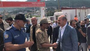 Son dakika... İçişleri Bakanı Soylu ülkelerine dönen Suriyeli sayısını açıkladı