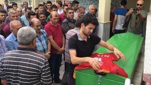 Otobüs kazası kurbanı Osmaniyeli öğrencilere hüzünlü veda (2)