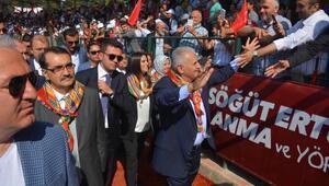 TBMM Başkanı Yıldırım: Türkiyeyi teslim alamayacaklar/ Fotoğraflar