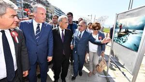 Zafer yolu fotoğrafları İzmirde