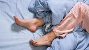 Huzursuz bacak sendromu nedir Tanısı için neler yapılmalı