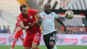 Beşiktaş Altınorduyu 2 golle geçti