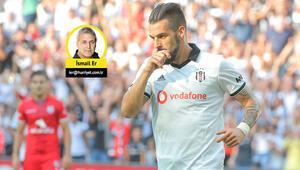 Beşiktaşta Negredo ikilemi
