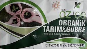 Özce Organik Tarım & Gübre, Dikili'de faaliyete geçti