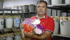 Rusyanın gümrüğe yaptığı zam çiçek ihracatını kesti