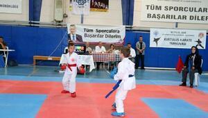 Bigada Karate Trakya Ligi Finali çekişmeli geçti