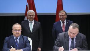 TBMM Başkanı Yıldırım imzaladı... Belarusa yeni bir eğitim kurumu