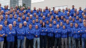 Basketbol Şampiyonlar Ligi Kampı Prag'da yapıldı