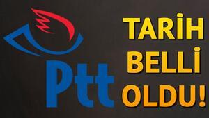 PTT yazılı sınav sonuçları için tarih belli oldu Başarılı olanlar ne zaman göreve başlayacak