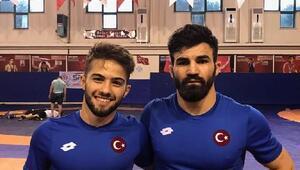 Dünya Güreş Şampiyonasına Selçuklu Belediyespor'dan 2 sporcu
