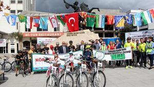 Marka Şehir Bolu ve Uluslarası Köroğlu Festivali sporla başladı