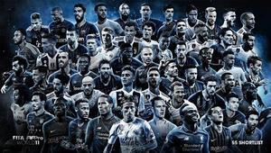 FIFA FIFPro Yılın 11i adayları belirlendi