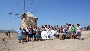 100 Yaş Evi üyelerine kültür gezisi