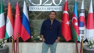 (ÖZEL) Ali Şafak Öztürk: Antalyanın dünya haritasındaki yerini herkes öğrenecek