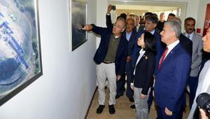 Japon Prenses Mikasa, Kaman Arkeoloji Müzesini ziyaret etti
