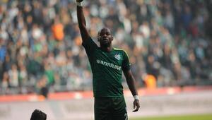 Bursasporda Jires Kembo gözden düştü