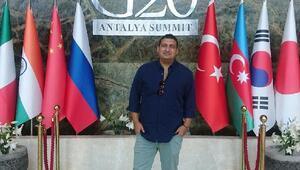 Ali Şafak Öztürk: Antalyanın dünya haritasındaki yerini herkes öğrenecek