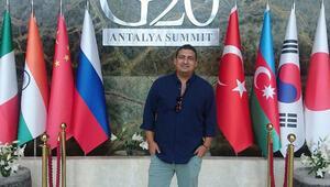 Ali Şafak Öztürk: Antalya'nın dünya haritasındaki yerini herkes öğrenecek