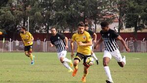 Bucak Belediye Oğuzhanspor - Kızılcabölükspor: 3-1