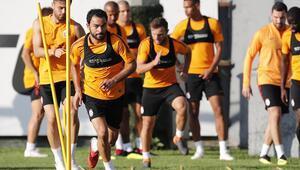Galatasaray, Kasımpaşa maçı hazırlıklarını sürdürdü
