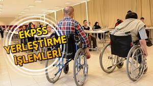 EKPSS tercihleri ne zaman başlayacak 2018/2 engelli memur ataması ne zaman
