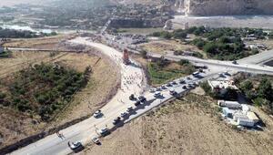 İmam Abdullah Zaviyesi, yeni yerinde minaresine de kavuştu