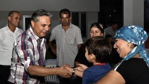 Başkan Uysal, Muharrem orucu iftarına katıldı