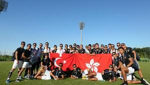 İstanbul İtfaiyesi Dünya İtfaiye Oyunları'nda 2 altın, 8 gümüş ve 5 bronz madalya kazandı