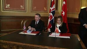 Türkiye ve Birleşik Krallık arasında 6. Dönem JETCO Mutabakat Zabtı imzalandı