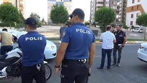 Şanlıurfada bin 211 polisle asayiş denetimi
